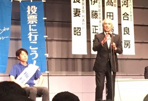 2019年参議院選挙 野党統一候補・梅村慎一さんを応援(2)_f0197754_21255954.jpg