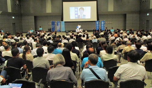 2019年参議院選挙 野党統一候補・梅村慎一さんを応援(2)_f0197754_21353338.jpg