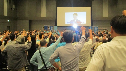 2019年参議院選挙 野党統一候補・梅村慎一さんを応援(2)_f0197754_21354383.jpg