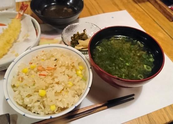 土鍋で炊いたごはんが美味しい!米祥@コレド室町_f0337357_16320388.jpg