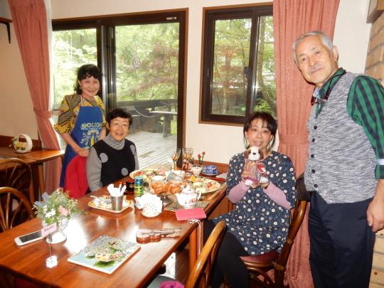 '19,7,22(月)オペラ軽井沢の朝食とハルニレテラス!_f0060461_09581880.jpg