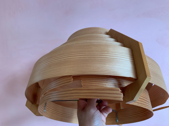 ヤコブセンランプ名作 JAKOBSSON LAMP 照明器具 修理 24_f0053665_20530826.jpg