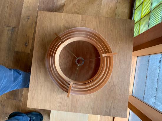 ヤコブセンランプ名作 JAKOBSSON LAMP 照明器具 修理 24_f0053665_20535990.jpg