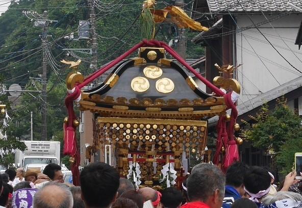 「神と仏の出会い」のシーン撮影:八雲神社例大祭7・21_c0014967_20162485.jpg
