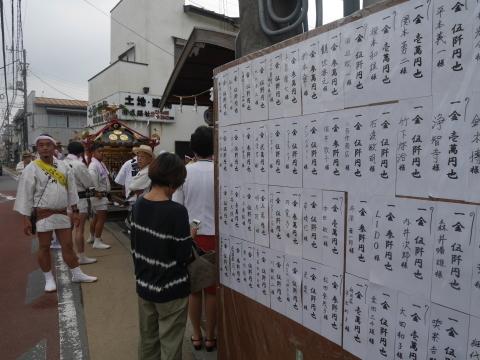 「神と仏の出会い」のシーン撮影:八雲神社例大祭7・21_c0014967_20174836.jpg