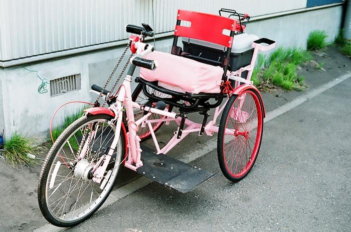 手漕ぎ車椅子のイメージチェンジと重度障害者の国会登壇_c0182775_13114121.jpg