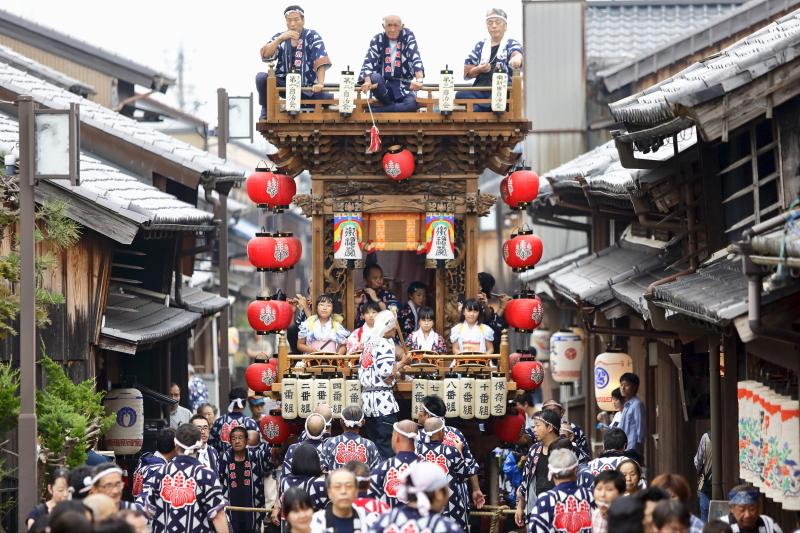 関宿 祗園夏祭り その2_c0196076_04485791.jpg
