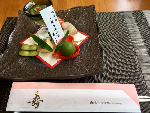 ホテル日航大阪 日本料理弁慶_d0339676_15452389.jpg