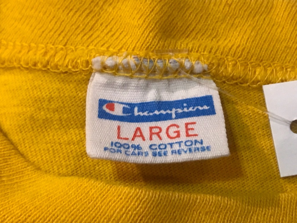 マグネッツ神戸店7/24(水)Vintage入荷! #5 Champion T-Shirt!!!_c0078587_21552865.jpg