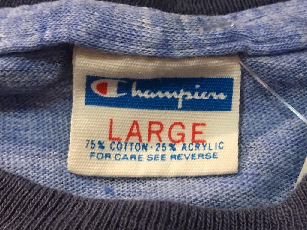 マグネッツ神戸店7/24(水)Vintage入荷! #5 Champion T-Shirt!!!_c0078587_21560318.jpg