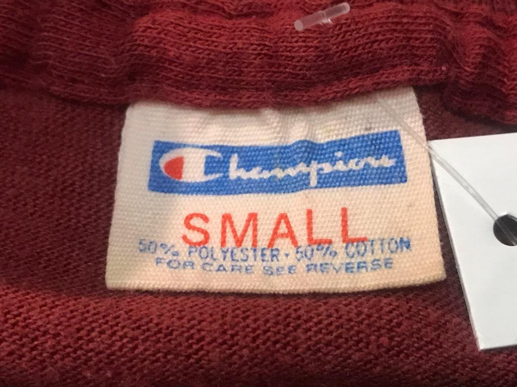 マグネッツ神戸店7/24(水)Vintage入荷! #5 Champion T-Shirt!!!_c0078587_21563008.jpg