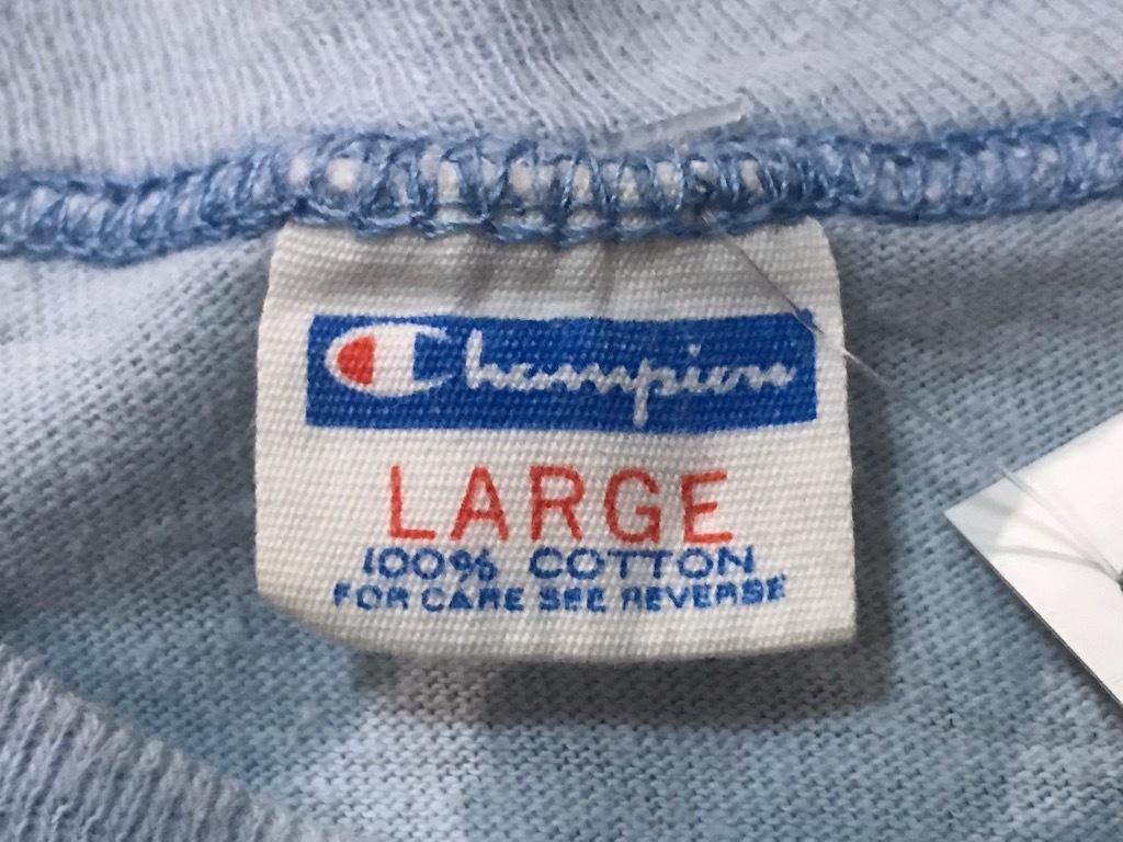マグネッツ神戸店7/24(水)Vintage入荷! #5 Champion T-Shirt!!!_c0078587_21580850.jpg