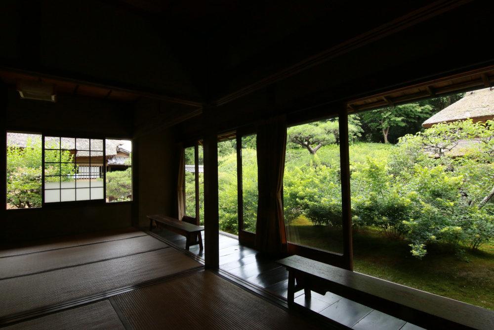 再訪 奈良の慈光院_b0349892_06375159.jpg