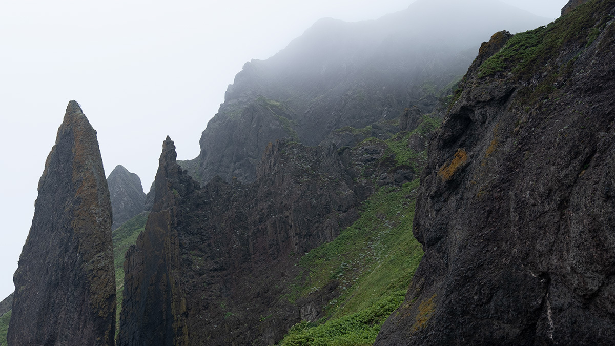 礼文 北の果ての風景   NORTH END OF REBUN ISLE, HOKKAIDO,JAPAN #FUJIX-T30_c0065410_19462711.jpg
