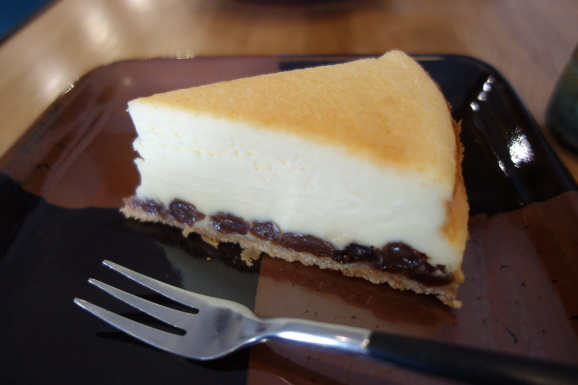 Cafe Grass Hopperさんで美味しいチーズケーキ_e0230011_17061976.jpg