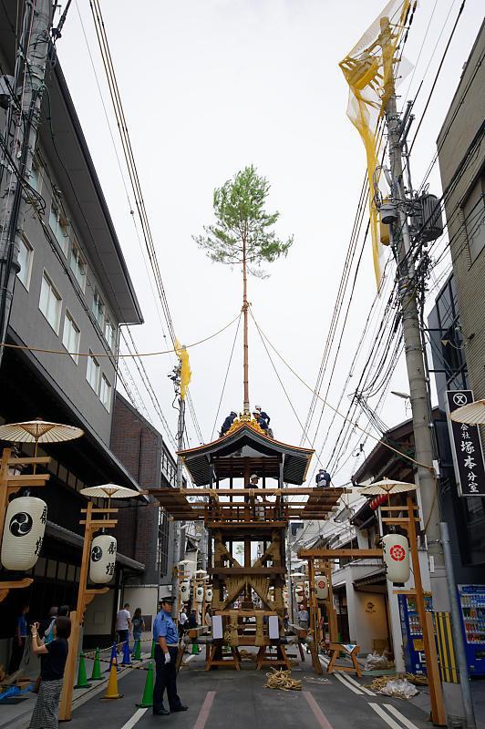 2019祇園祭後祭・山鉾建て 其の二_f0032011_19155406.jpg
