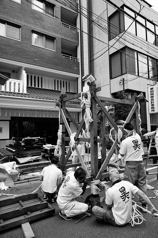 2019祇園祭後祭・山鉾建て 其の二_f0032011_19155517.jpg