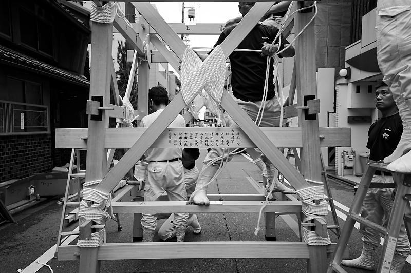 2019祇園祭後祭・山鉾建て 其の二_f0032011_19223902.jpg