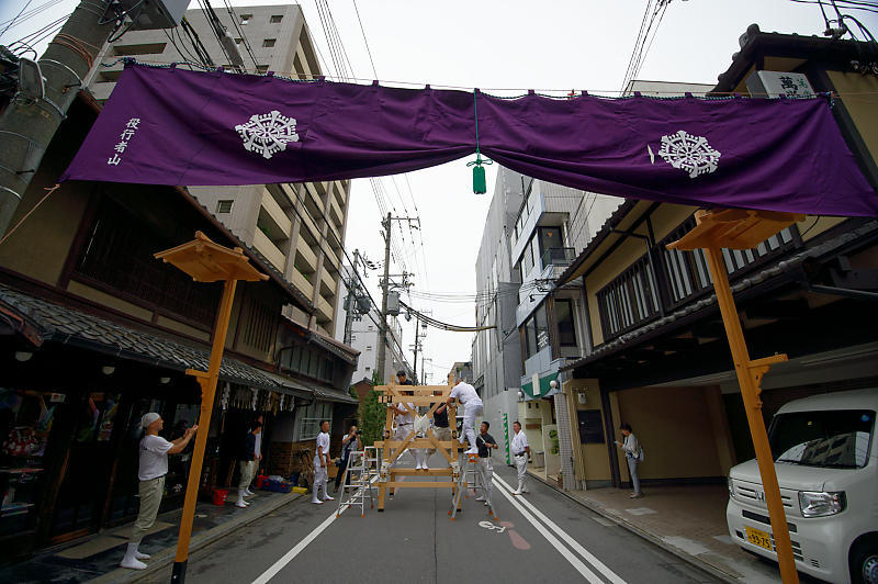 2019祇園祭後祭・山鉾建て 其の二_f0032011_19224016.jpg