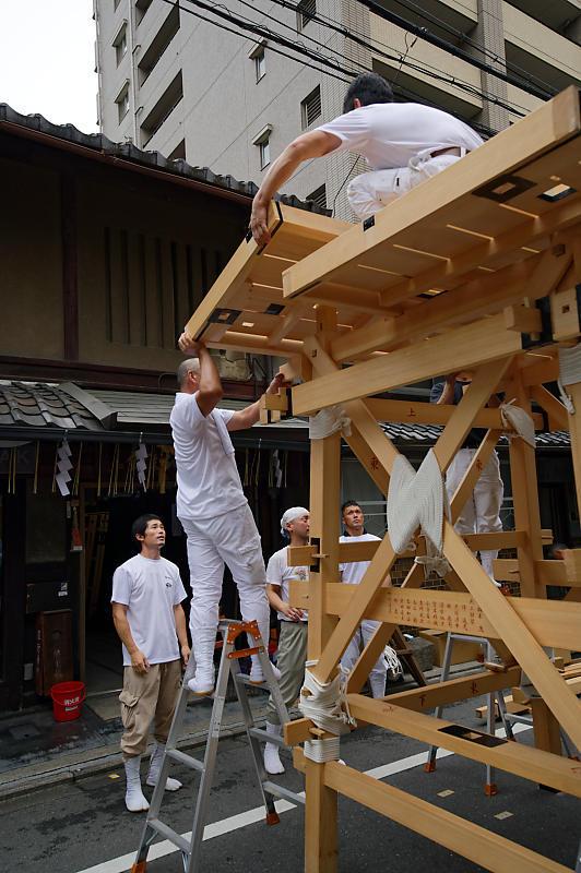 2019祇園祭後祭・山鉾建て 其の二_f0032011_19224081.jpg