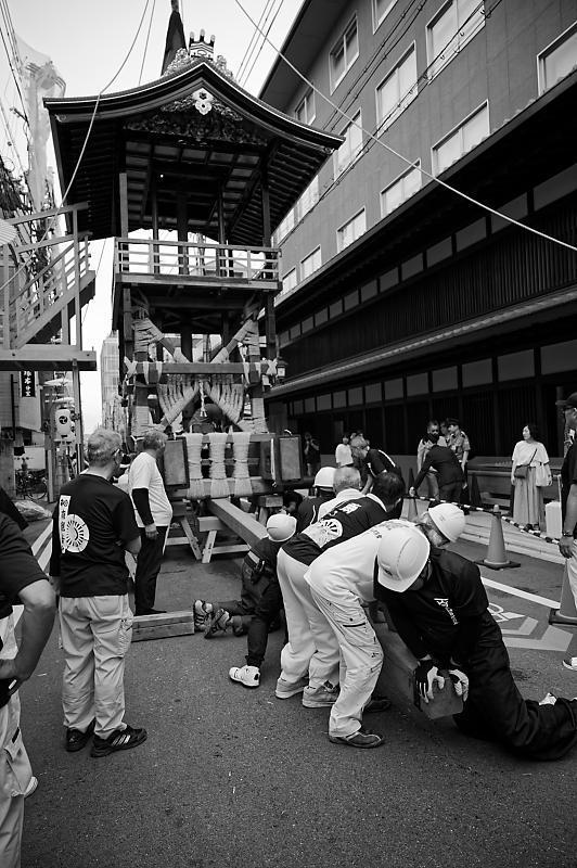 2019祇園祭後祭・山鉾建て 其の二_f0032011_19294265.jpg
