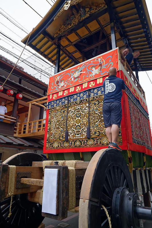 2019祇園祭後祭・山鉾建て 其の二_f0032011_19294288.jpg