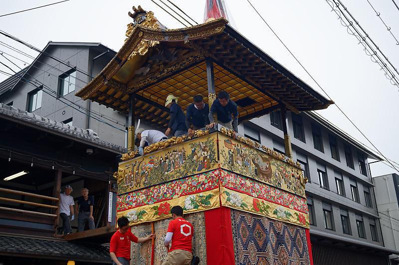 2019祇園祭後祭・山鉾建て 其の三_f0032011_21223141.jpg