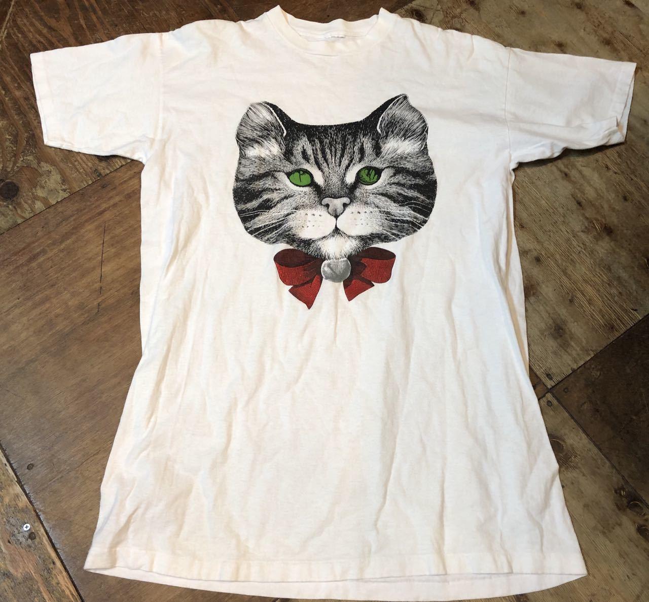 7月23日(火)入荷! リアルな猫Tシャツ!_c0144020_13184453.jpg