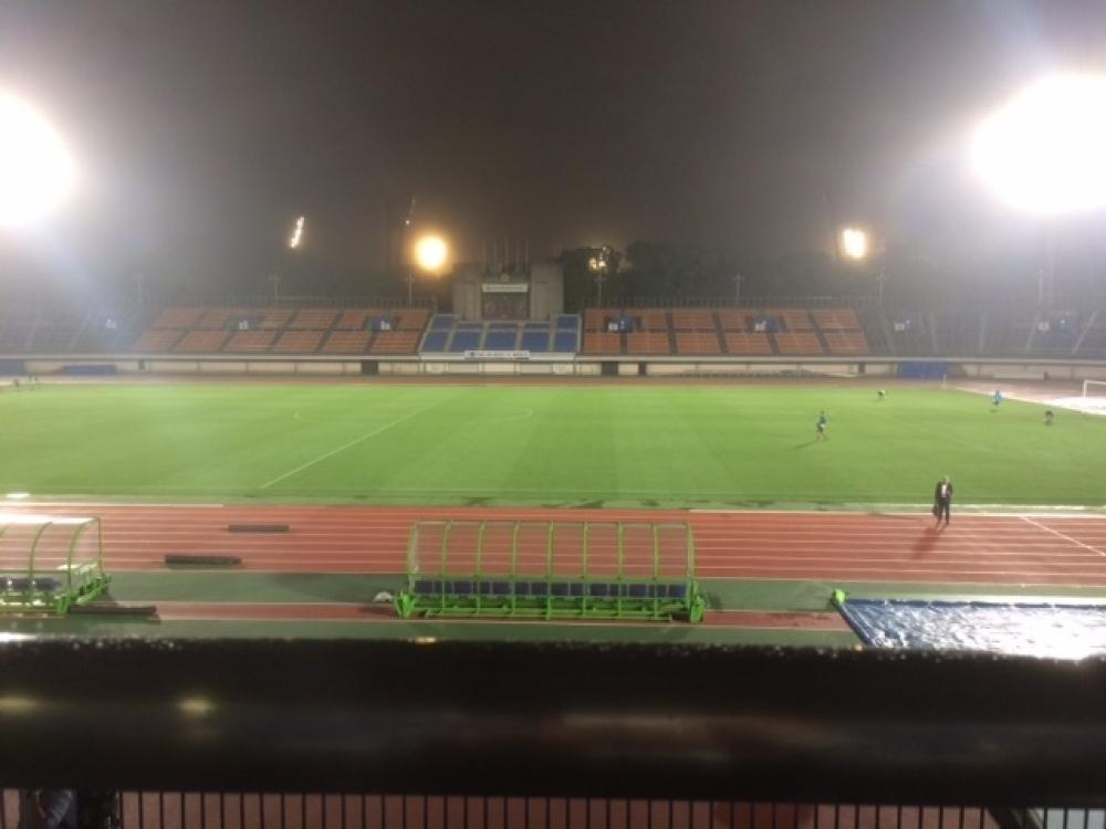 サッカー観戦とモゥブレィスポーツ_b0226322_11023197.jpg