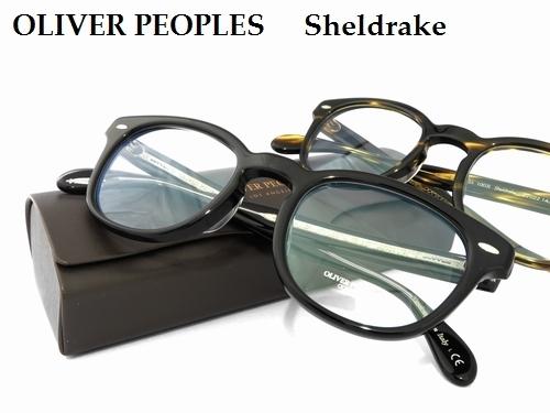 OLIVER PEOPLES 名作モデル「Sherdrake」を入荷しました! by甲府店_f0076925_13522174.jpg