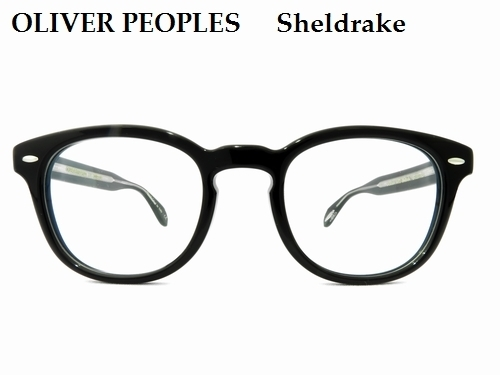 OLIVER PEOPLES 名作モデル「Sherdrake」を入荷しました! by甲府店_f0076925_13524051.jpg