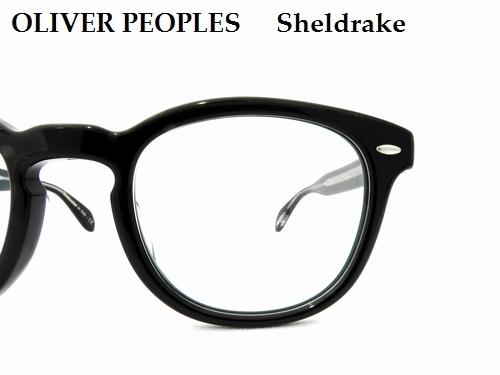 OLIVER PEOPLES 名作モデル「Sherdrake」を入荷しました! by甲府店_f0076925_13524665.jpg