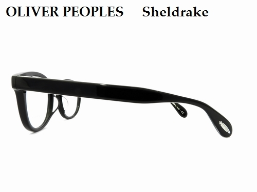 OLIVER PEOPLES 名作モデル「Sherdrake」を入荷しました! by甲府店_f0076925_13525013.jpg