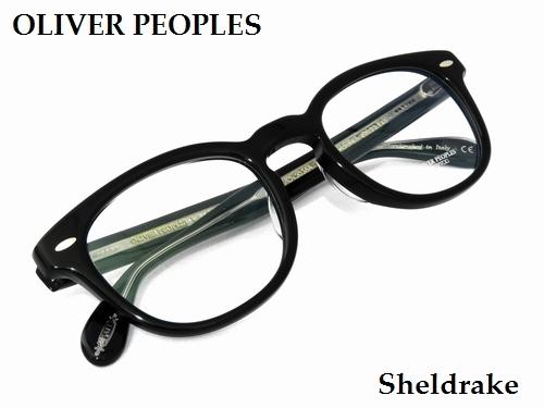 OLIVER PEOPLES 名作モデル「Sherdrake」を入荷しました! by甲府店_f0076925_13525546.jpg