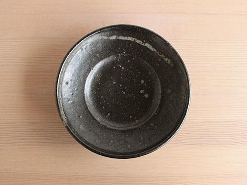 山田隆太郎さんの黒いうつわ。_a0026127_13280141.jpg