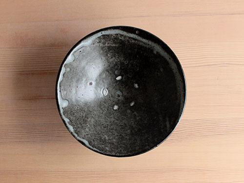 山田隆太郎さんの黒いうつわ。_a0026127_13401250.jpg