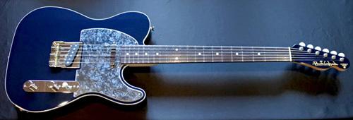 「Night Blue MetallicのStandard-T 2S」1本目が完成!_e0053731_17442118.jpg