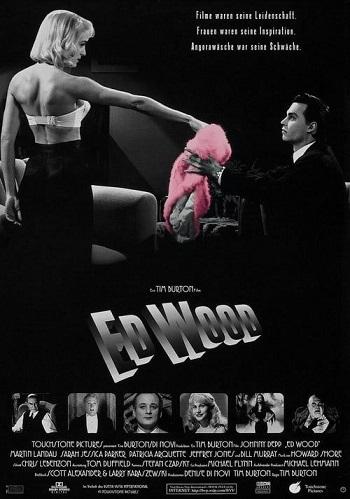 エド・ウッド Ed Wood _e0040938_21160672.jpg