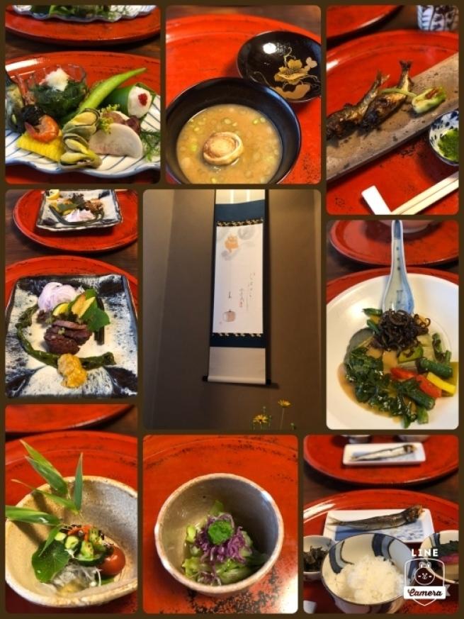 おもてなしの神髄を味わえるお店@草喰 なかひがし☆_b0114367_07330503.jpg