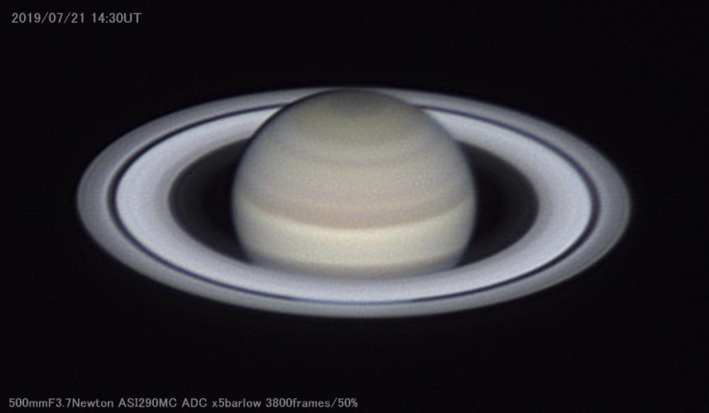 今期暫定1位の土星_a0095470_23034223.jpg