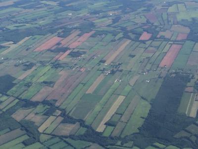 上空から見たプリンスエドワード島_c0353373_21422533.jpg