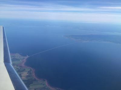 上空から見たプリンスエドワード島_c0353373_21423826.jpg