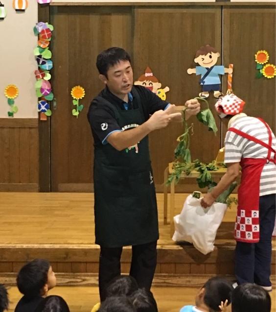 愛菜カレーの日_b0270977_23044398.jpg