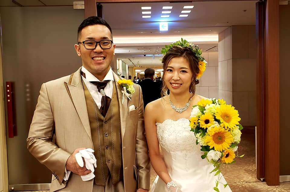 入来建武選手ご夫妻、ご結婚おめでとうございます!_c0186691_10064308.jpg