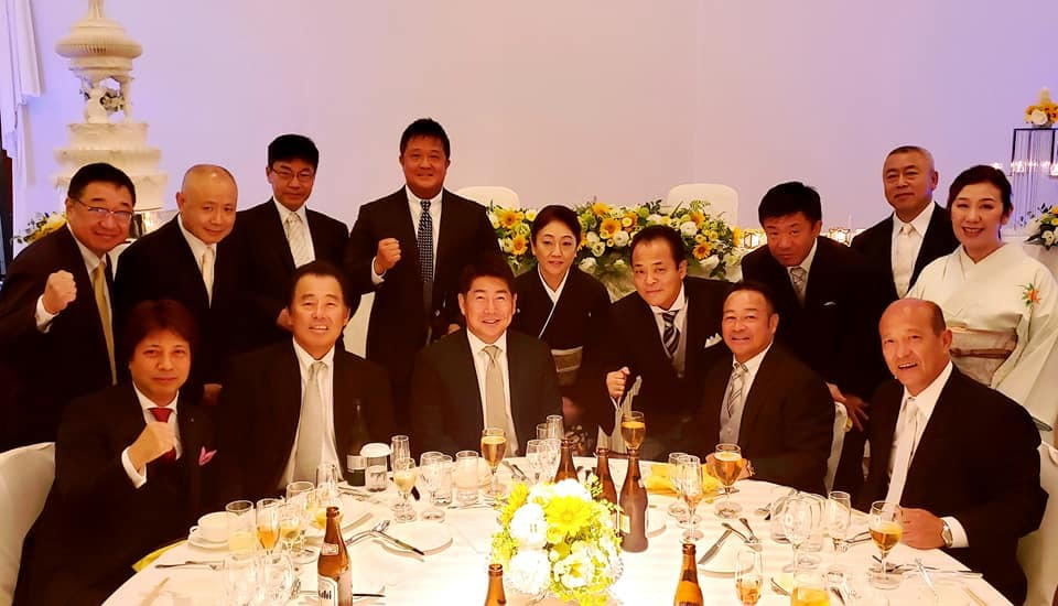 入来建武選手ご夫妻、ご結婚おめでとうございます!_c0186691_10072163.jpg