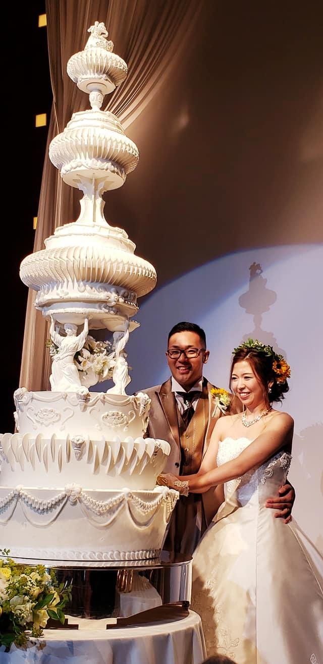 入来建武選手ご夫妻、ご結婚おめでとうございます!_c0186691_10083034.jpg