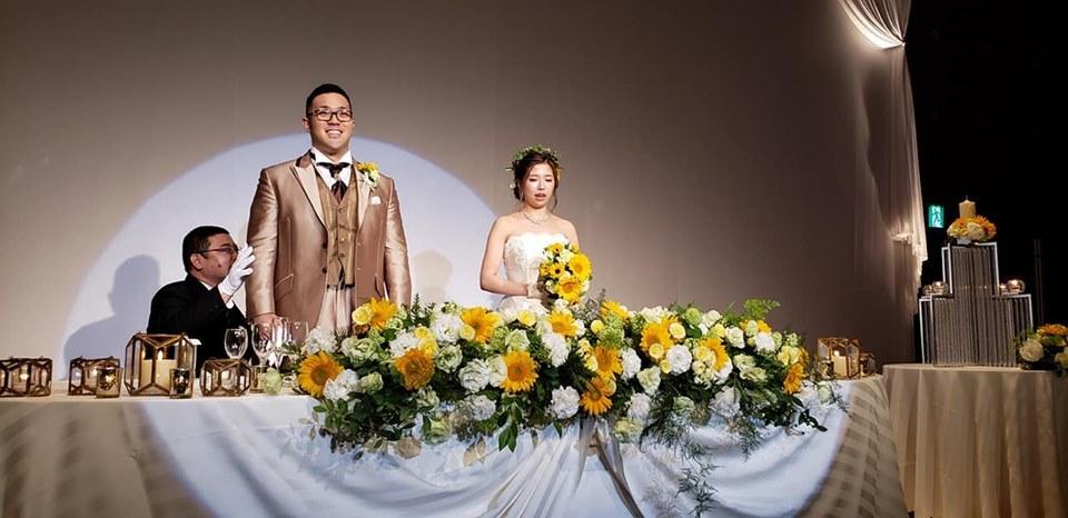 入来建武選手ご夫妻、ご結婚おめでとうございます!_c0186691_10085446.jpg