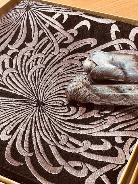 梅垣の美しい帯、伝統と革新@こもものや玖_f0083294_18512698.jpg