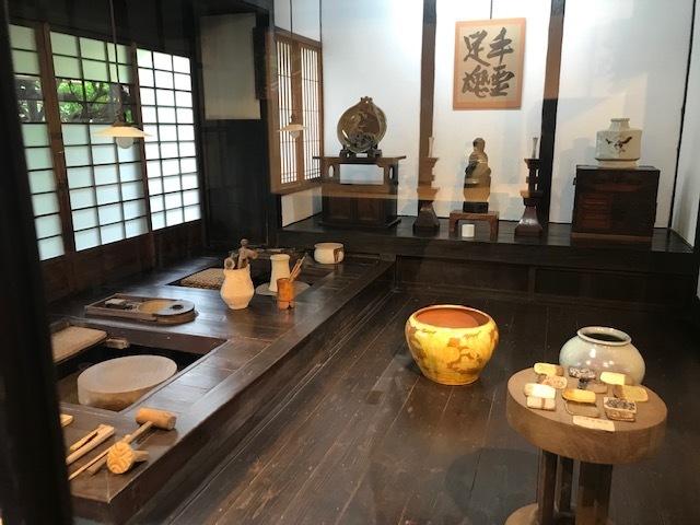 京都でどうしても行きたかった河井寛次郎記念館へ_f0232994_09140501.jpg