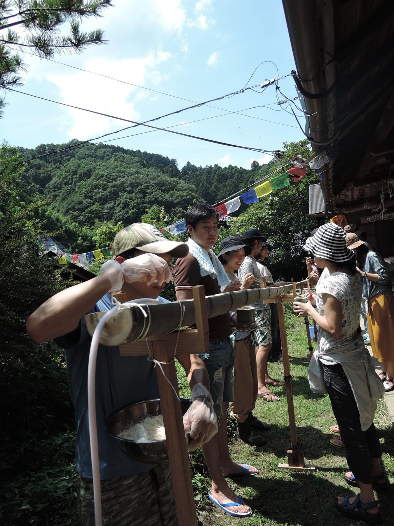 千早day ! 8/4(日) 大人の夏休み?!流し素麺~~_e0111396_20120201.jpg